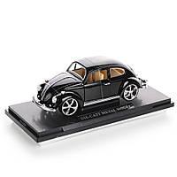 Игрушечный ретро автомобиль с подвижными дверями (металл) IM2