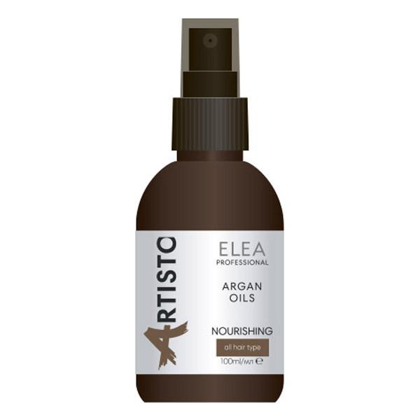 Поживне масло з арганой для всіх типів волосся Elea Professional Artisto Argan Oils 100 мл