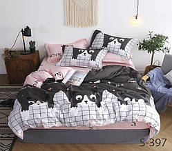Комплект постельного белья с компаньоном S397