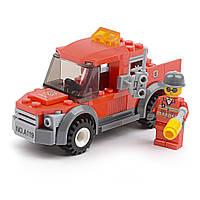 Детский конструктор (Пожарные) 85 блоков IM512