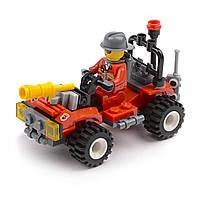 Детский конструктор (Пожарные) 59 блоков IM507