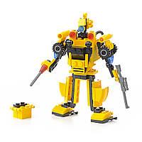Детский конструктор (Роботы) 117 блоков IM504