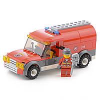 Детский конструктор (Пожарные) 120 блоков IM527