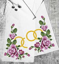 Свадебный рушник №020