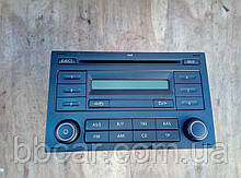 Магнитофон Volkswagen  Polo 9N  6Q0 035 152 E