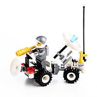 Детский конструктор (Космос) 48 блоков IM496