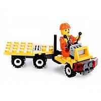 Детский конструктор (Стройка) 50 блоков IM491