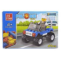 Детский конструктор (Полиция) 41 блок IM489