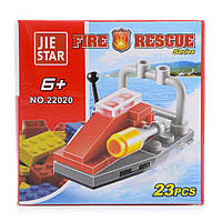Детский конструктор (Пожарные) 23 блока IM483