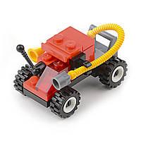 Детский конструктор (Пожарные) 29 блоков IM482