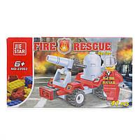 Детский конструктор (Пожарные) 41 блок IM477