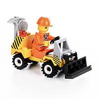 Детский конструктор (Стройка) 38 блоков IM474