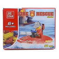 Детский конструктор (Пожарные) 31 блок IM464