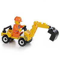 Детский конструктор (Стройка) 37 блок IM462