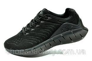 Кроссовки Reebok Zig Kinetica Black мужские черные