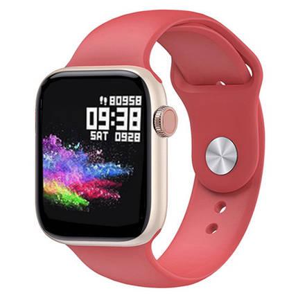 Фитнес браслет Smart Band T89 с шагомером пульсометром танометром Спортивные наручные умные смарт-часы IP67, фото 2
