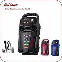 Активная акустика колонка Ailiang LiGE-3610-DT, фото 1