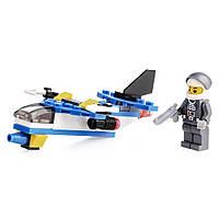 Детский конструктор (Астронавты) 33 блока IM448