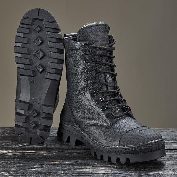 Берцы Зимние TAIPAN-2 Black