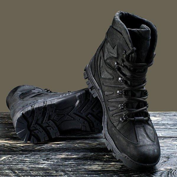 Тактические Ботинки Демисезонные VARAN black