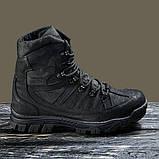 Тактические Ботинки Демисезонные VARAN black, фото 3