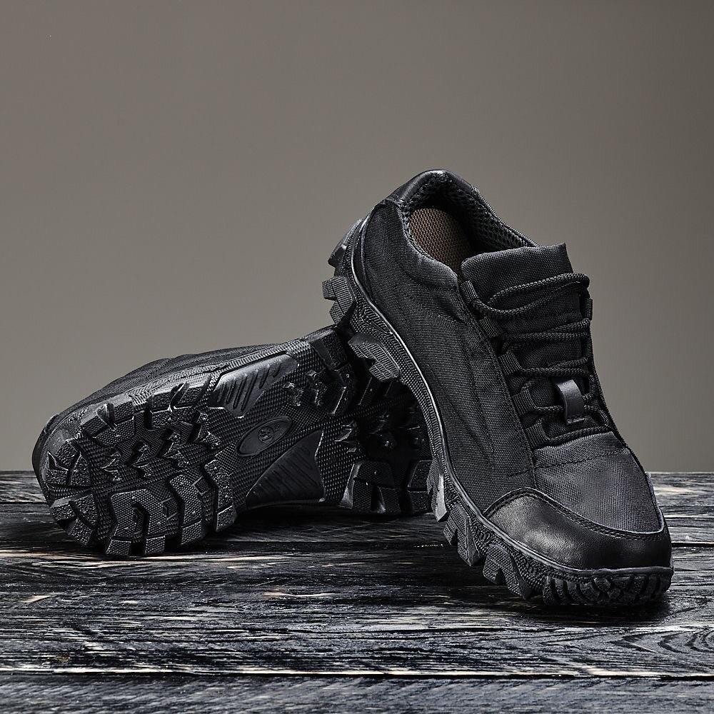 Тактичні Кросівки Літні CROCODILE black