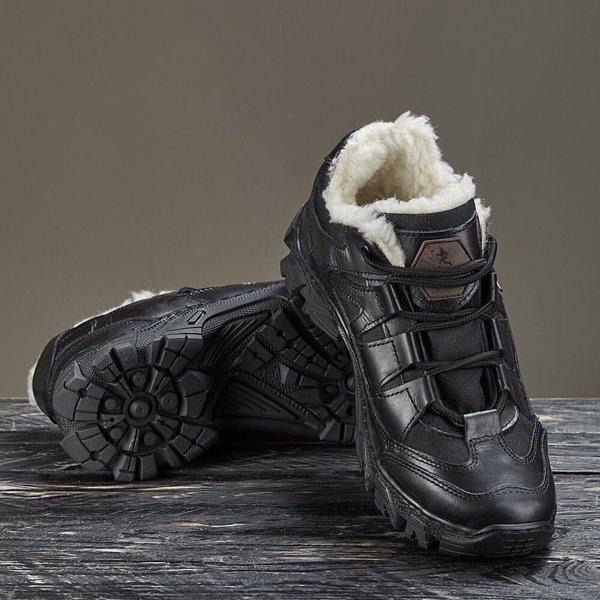Тактичні Кросівки Зимові VIPER black