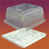Коробка квадратная под торт