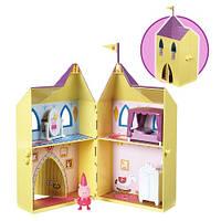 """Игровой набор Peppa серии """"Принцесса""""- ЗАМОК ПЕППЫ (замок с мебелью, фигурка Пеппы), фото 1"""