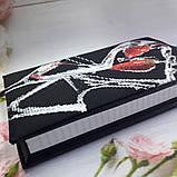 Обкладинка для щоденника для вишивання., фото 5