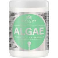 Маска ALGAE увлажняющая с экстрактом водоростей и оливкового масла Кallos 1000 ml.