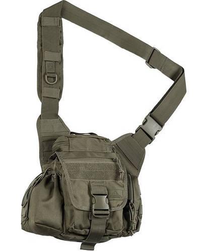 Тактическая военная плечевая сумка Red Rock Hipster Sling (Olive Drab) 922178