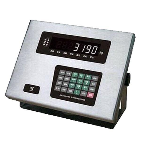 Цифровой весовой терминал Zemic DS3SS (нержавеющая сталь)