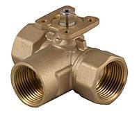 3-х ходовый шаровый клапан Lufberg BV 3-20-6,3