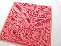 Коврик текстурный Фристайл FreeStyle,с красивой глубокой текстурой