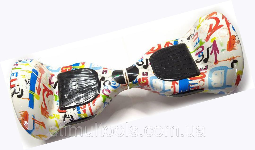 "Гироскутер EL-5-М 10"" Графити (без подсветки)"