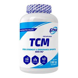 Креатин 6PAK Nutrition TCM, 120 таблеток