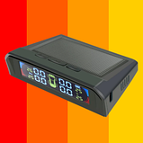 Система контролю тиску температури в шинах датчики TPMS, фото 2