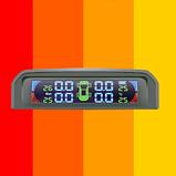 Система контролю тиску температури в шинах датчики TPMS, фото 3