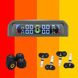 Система контроля давления температуры в шинах датчики TPMS, фото 2