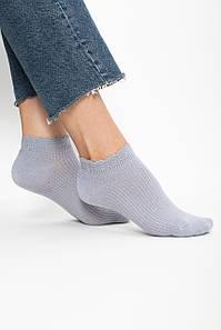 Шкарпетки FAMO Шкарпетки Ваффл сірі 36-39 (9232-4) #L/A