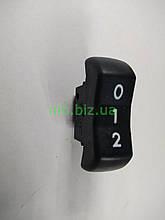 Кнопка фена технического качеля 3 контакта