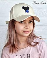 №223 Бейсболка Minnie-Mouse р.52-54 (4-7 лет)