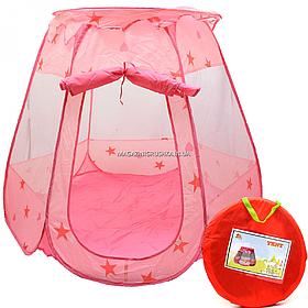 Дитячий ігровий намет A-Toys «Шатро», 100х100х90 см (0213-B)
