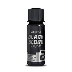 Предтренировочний комплекс BioTech Black Blood Shot, 60 мл