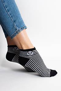 Шкарпетки FAMO Шкарпетки Кароліна чорні 1 36-41 (Y216-9) #L/A