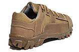 Кросівки тактичні демисезон/зима ШТОРМ койот (зима +100 грн.), фото 3
