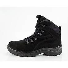 """Тактические ботинки STIMUL """"PATRIOT1-black"""" зимние, демисезонные (зима + 100 грн. к цене)"""