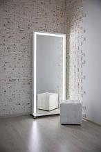 Ростовые зеркала с LED подсветкой