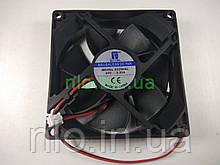 Вентилятор для зварювального апарату 92х92х25 мм 24 V фірмовий